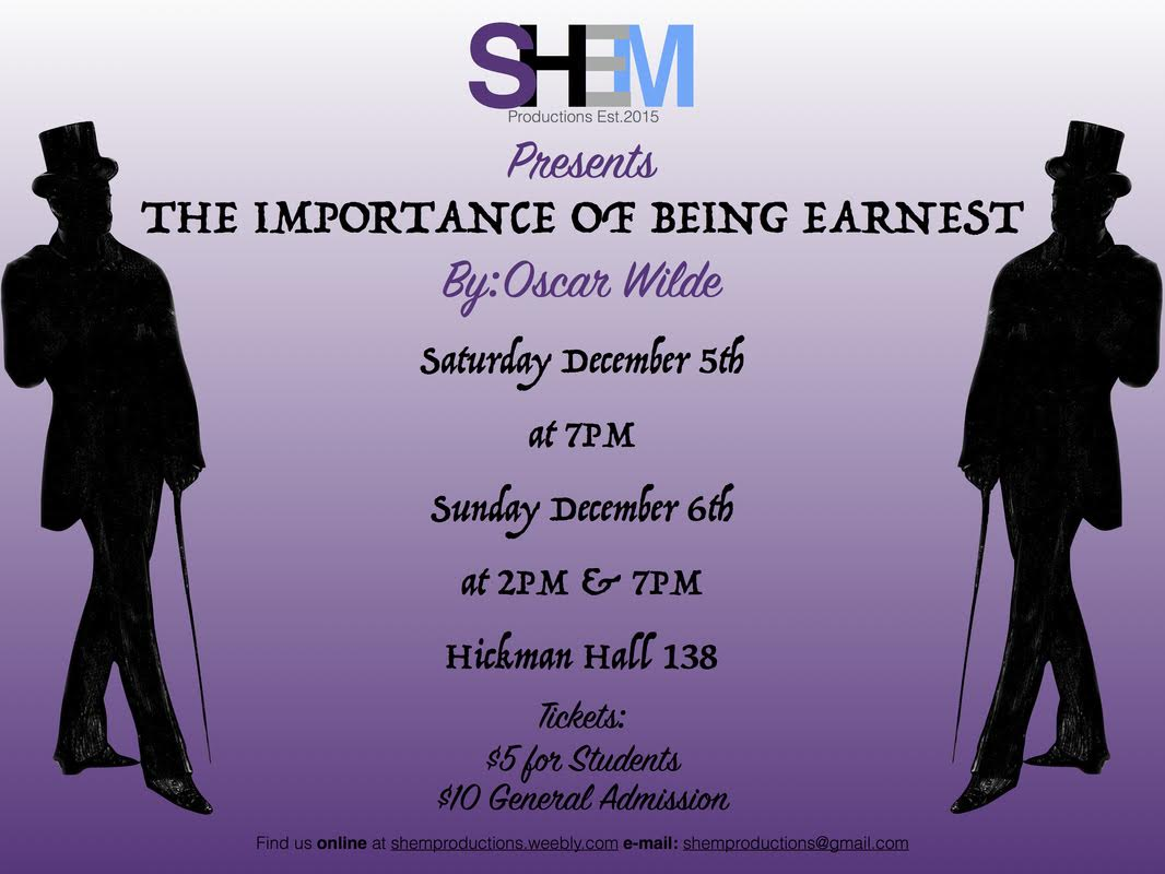 Shem Importance of Earnest