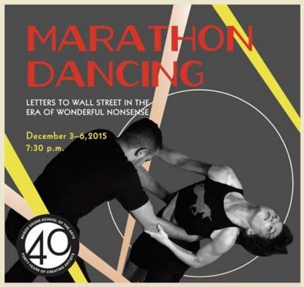 marathon dancing