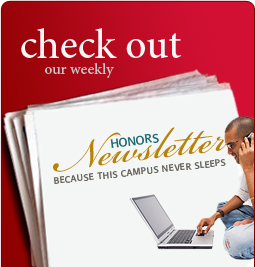 Check Out Our Weekly Honors Newsletter!